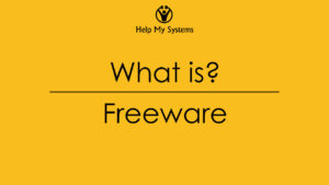 What Is Freeware software