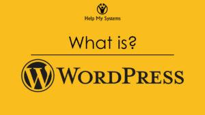 What is WordPress Web Design