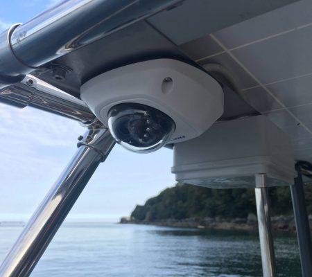 Boat CCTV Hikvision